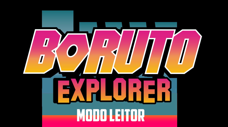 Leitor de Mangás & Novels // uma extensão da Boruto Explorer